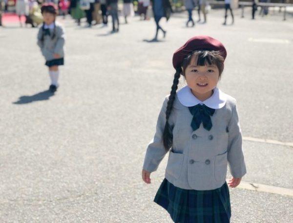 小学校受験 制服